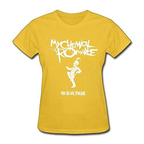 Triumph Turn MCR My Chemical Romance Women's Cotton T-Shirt