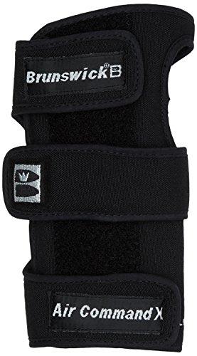Brunswick Air Command X-Positionierungskissen für Bowling-Handschuh Linke Hand schwarz schwarz XL