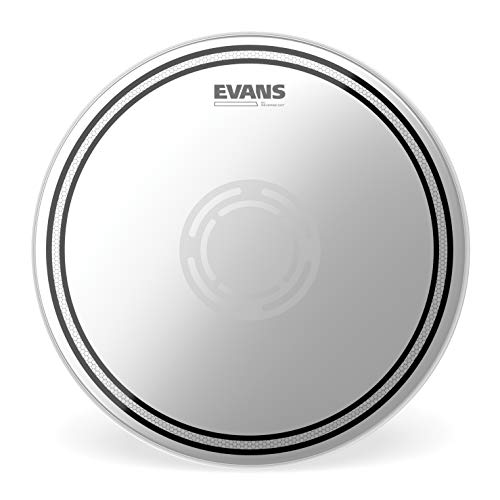 Evans B14ECSRD 35,56cm (14 Zoll) Snarefell Edge Control System, Reverse Dot, Coated