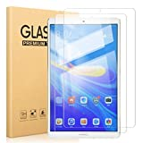 Pnakqil [2 Piezas Protector de Pantalla para Huawei MediaPad M6 8.4 Protector de Cristal Vidrio Templado Premium Transparencia HD [Anti-arañazos] [No Burbujas] para Huawei MediaPad M6 8.4 Pulgadas