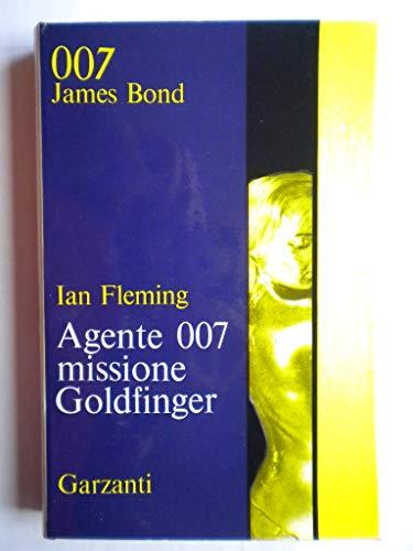 Agente 007 missione goldfinger