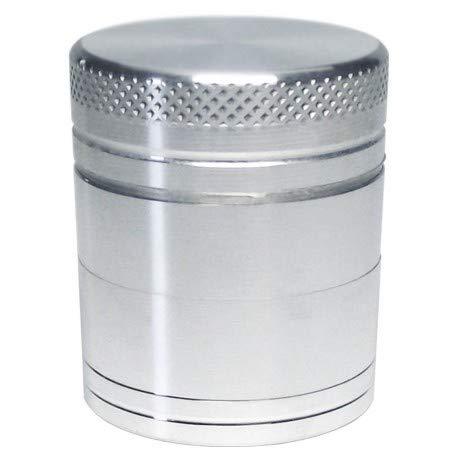 Dipse CNC Aluminio–Rallador y Grinder 4part diferentes tamaños y colores