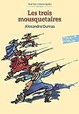 Les trois mousquetaires - Folio Junior - 19/08/2010