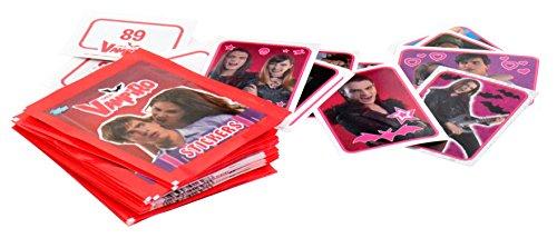 Topps - Cv6281 - Chica Vampiro - 16 + 2 Pochettes de 5 Stickers