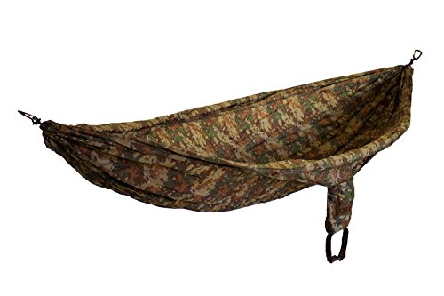 ENO Eagles Nest Outfitters - CamoNest XL Hammock, Portable Hammock for Two, 19 oz ,Forest Camo