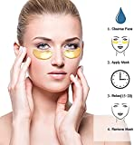 Zoom IMG-2 crystal 24k gold collagen eye