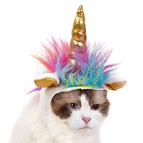 Alfie Pet Titus Einhorn-Kostüm für Haustiere
