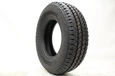 Firestone Transforce AT2 All Terrain Commercial Light Truck Tire LT235/80R17 120 R E