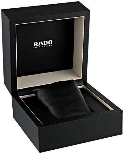 RADO CENTRIX HOMME DIAMANTS 38MM ACIER INOXYDABLE BOITIER DATE MONTRE R30929712