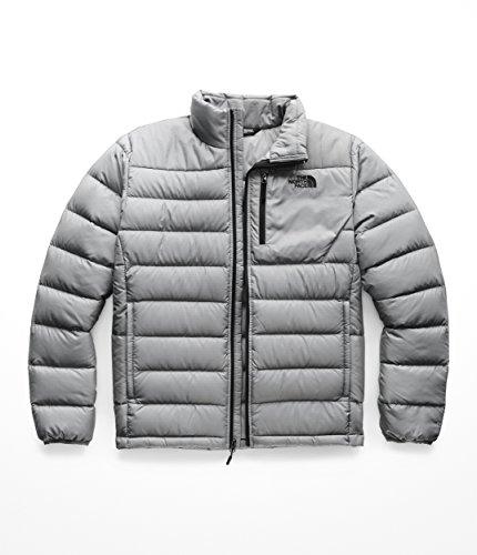 The North Face Men's Aconcagua Jacket, Mid Grey, Medium