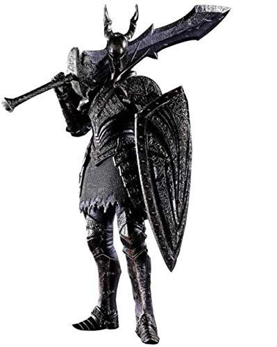 LJXGZY Gift Dark Souls: Sculpt Collection Vol.3 Black Knight - 7 87 Pulgadas PVC Figura Colección...