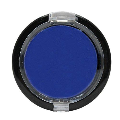 Hunt Or 1 × non toxique temporaire Coiffure Show Party Jeu de craie couleurs Coloration Cheveux avec boîte (Bleu)