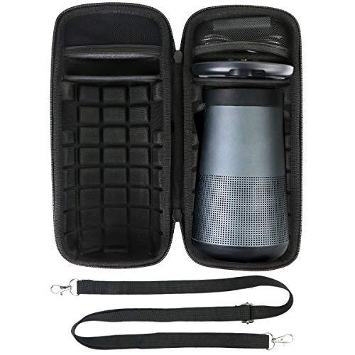 co2CREA Hard Case Bag Replacement for Bose SoundLink Revolve+ I II Revolve Plus Bluetooth 360 Speaker