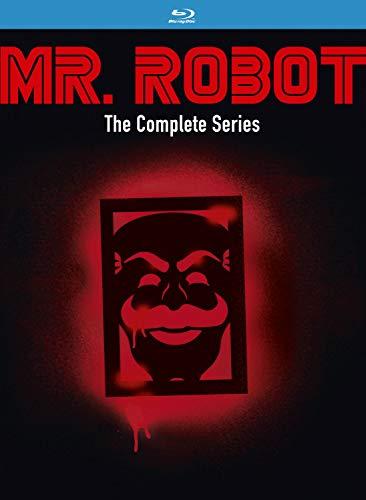 Locandina Mr Robot: Complete Series (12 Blu-Ray) [Edizione: Stati Uniti]