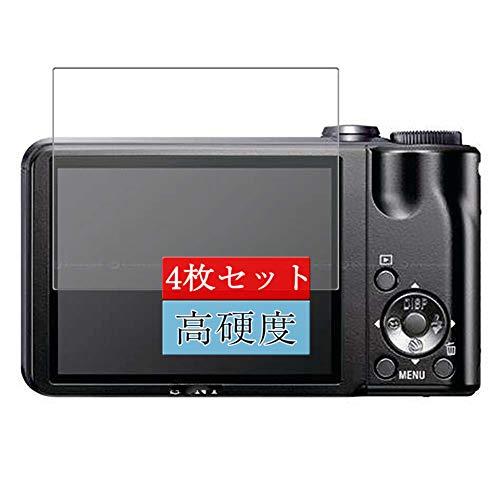 4枚 Sukix フィルム 、 Sony ソニー Cyber-shot DSC-H55 向けの 液晶保護フィルム 保護フィルム シート シール(非 ガラスフィルム 強化ガラス ガラス ケース カバー ) 修繕版