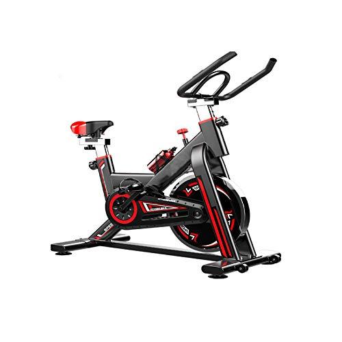 DUTUI Bicicletas De Spinning, Bicicletas Estáticas Ultra Silenciosas para Interiores, Bicicletas para El Hogar, Equipos Deportivos De Fitness, Adecuados para Hombres Y Mujeres