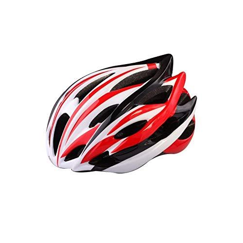 Yi-xir Diseño Discreto Casco de montaña de Bicicletas Incorpore Molding Mountain Bike Road Safety Casco Bicicleta Hombres y Mujeres Equipo Clásico, Ligero y Elegante
