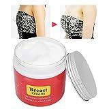 Crema de belleza para los senos, ampliación nutritiva del busto Crecimiento rápido Mejora de senos Lifting Crema de aumento de senos reafirmante para mujeres 200 g