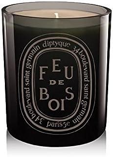 Diptyque Coloured Candle Feu De Bois
