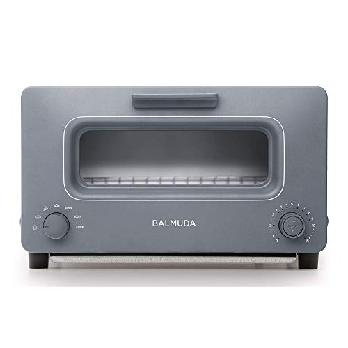 BALMUDA The Toaster | Steam Oven Toaster | 5 Cooking Modes - Sandwich Bread, Artisan Bread, Pizza,...