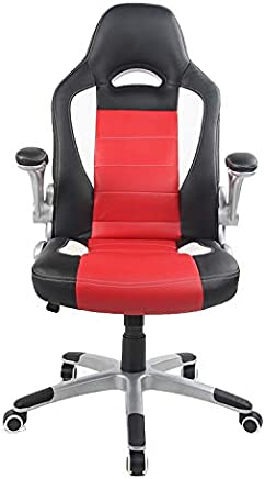 Racoor Video Gaming Chair, Multi Color - H 126 cm x W 53 cm x D 47 cm