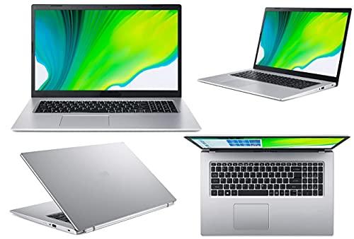 """Notebook Aspire A317-QC - Intel Quad Core - 8GB-RAM - 256GB SSD - Windows 10 Pro - 44cm (17.3"""") Full HD"""