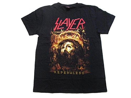 スレイヤー SLAYER バンドTシャツ 427 (Mサイズ)