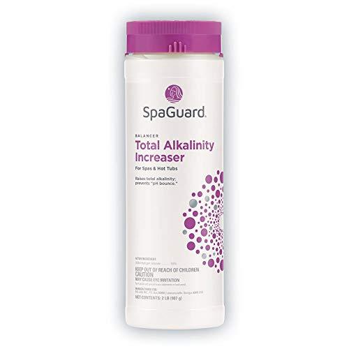 SpaGuard Hot Tub Total Alkalinity Increaser - 2 lbs.