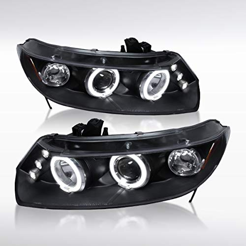 06 civic coupe headlights - 7
