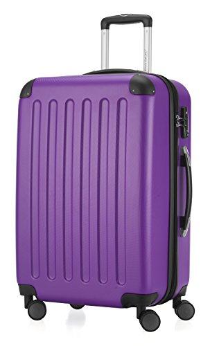 Hauptstadtkoffer 42246366, Trolley da Viaggio, colore Viola, 65 cm