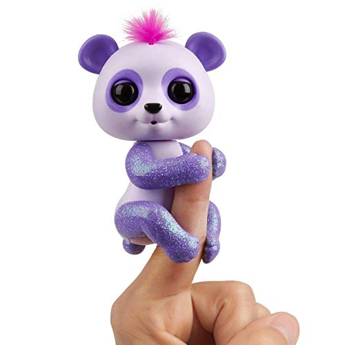Wow Wee 3562 Fingerlings Baby Panda Beanie, lila