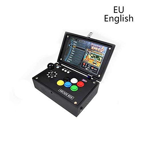10-zoll-spielmaschine Tragbare Mini Tragbare Home Console Flip Arcade 3D Moonlight Treasure Box Japanischen Pandora Fall