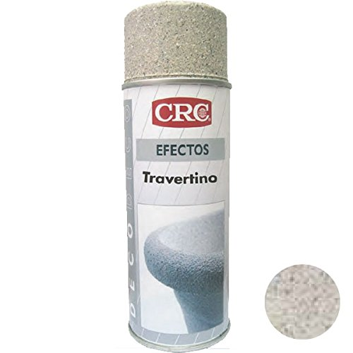 CRC - Spray De Pintura Efecto Granito Universal Deco Granito Universal 400 Ml