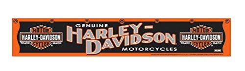 Harley-Davidson Darts Throwing Line, Trademark Bar & Shield Line, Black 61951