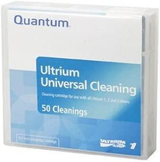 Quantum LTO Ultrium x 1 - Cleaning Cartridge (MR-LUCQN-01)