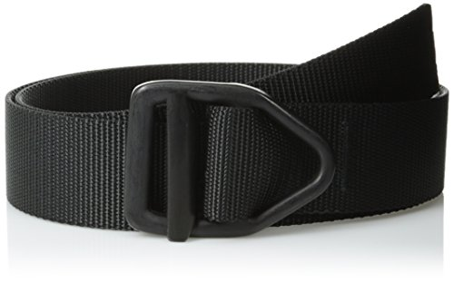Propper Unisex 360 Nylon Tactical Belt, Uomo, Black, M
