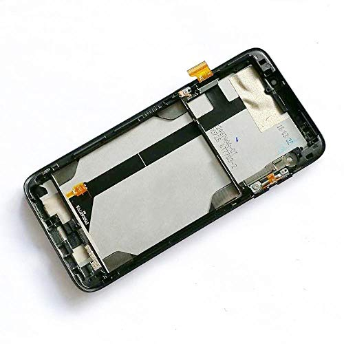 Reemplazo LCD Display Pantalla táctil Pantalla de ajuste fit For el teléfono móvil S8 Bluboo Display + Touch Screen Asamblea Con reemplazo de la pantalla Bluboo S8 pieza de reparación de la cinta + He