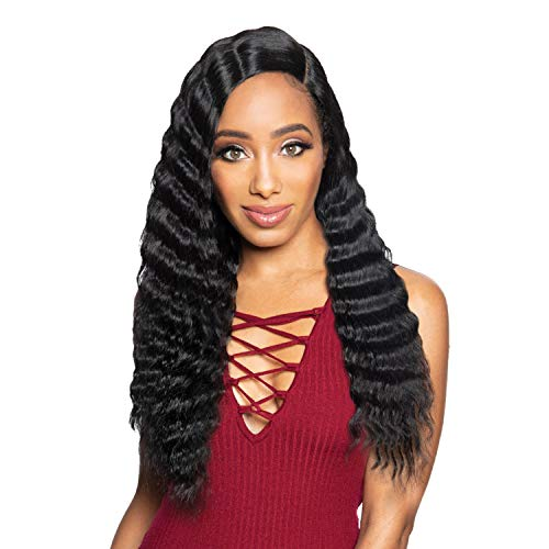 Zury Sis Beyond Synthetic Hair Lace Front Wig - BYD LACE H CRIMP 22 (SOMRT27/30)