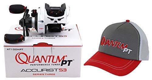 Quantum PT Accurist S3 7.0:1 Baitcaster Reel