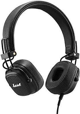 Marshall Major III Foldable Headphones - Black from Zound Industries