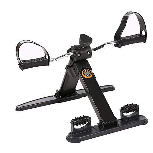 Best Prices! Luckya Stepper Elliptical Machine Indoor Fitness Stair Stepper Adjustable Mini Fitness ...