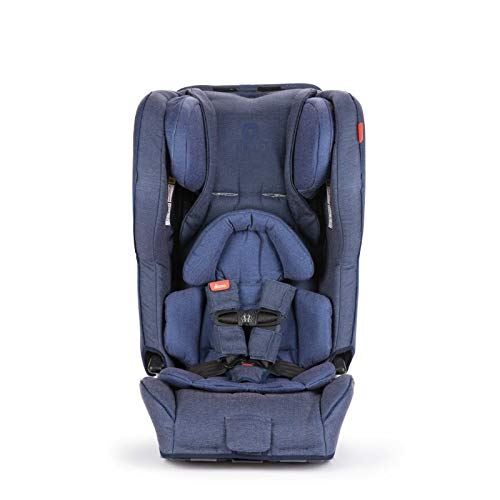 Review Diono Rainier 2AXT All-in-One Convertible Car Seat, Grey Dark
