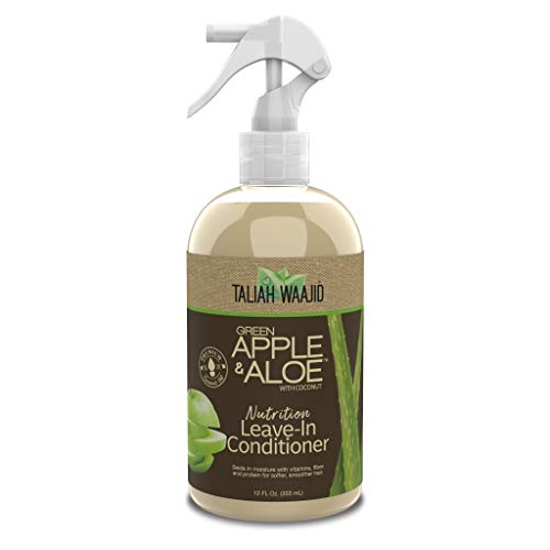 Taliah Waajid Green Apple & Aloe with Coconut Nutrition Leave-in Conditioner 355ml