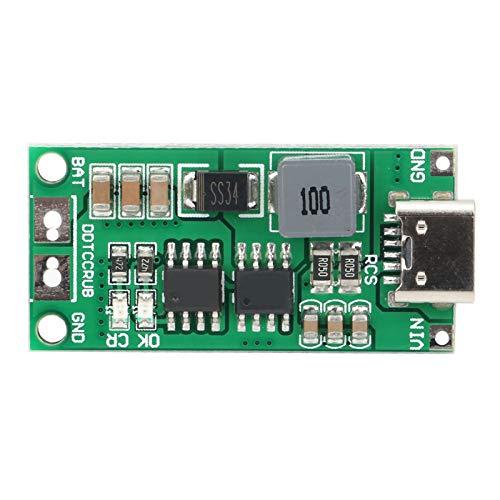 Kuuleyn Módulo de Cargador de batería Módulo de Cargador de batería de Iones de Litio Boost Placa de Cargador de batería DDTCCRUB DDTCCRUB 2S-4A