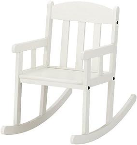 Ikea SUNDVIK - Mecedora, Blanco
