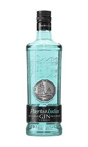 Puerto de Indias, Sevillian Premium Classic Gin (1 x 0.7 l)
