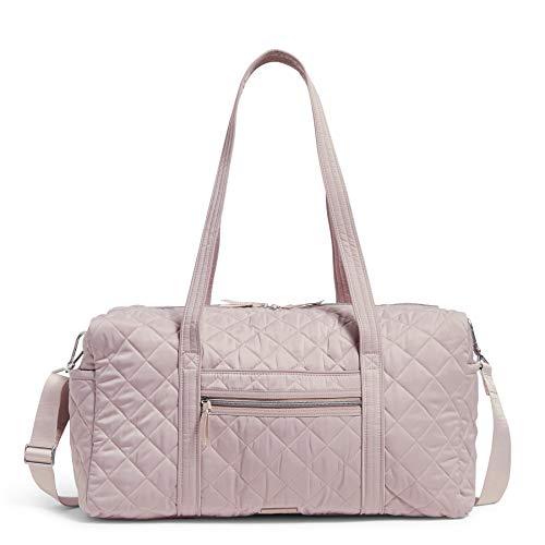 Vera Bradley Performance Twill Medium Travel Duffle Bag, Dover Mauve