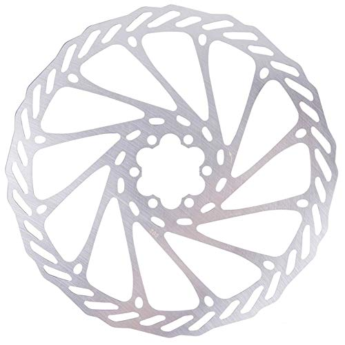 203 Mm para Bicicleta Rotores del Freno De Disco Center Lock Rotores De Acero Inoxidable con 6 Tornillos para El Camino De Bicicletas De Montaña Bicicletas MTB BMX