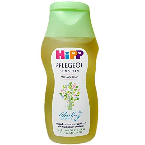 Hipp Baby Sanft Natürliches Pflege-Öl 200ml