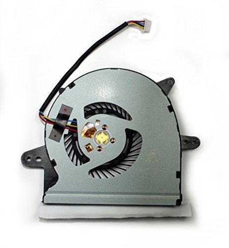 Power4Laptops Ventilador para Ordenadores portátiles Compatible con ASUS X501U-XX079H